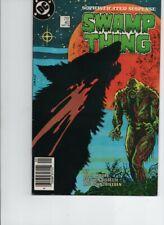 Saga Of The Swamp Thing # 40 (DC 1985)-ALAN MOORE-JOHN CONSTANTINE APP-VF