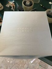 BARNEYS NEW YORK Empty Box w/ Tissue. Size 9 X 9 X 5 1/2 INCH