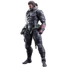 Square Enix Gioco Arti Kai ingranaggi metallo Solido V Venom Snake Sneaking Suit