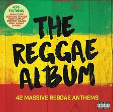 THE REGGAE ALBUM - NEW CD COMPILATION