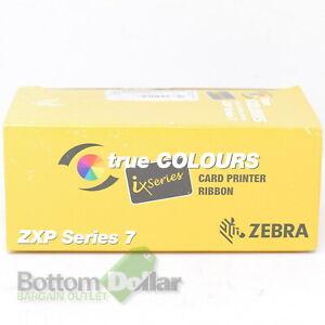 Zebra ZXP YMCKO Series 7 True Colours Card Printer Ribbon