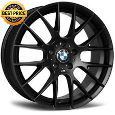 19 INCH BMW 3 SERIES ALLOY WHEELS MAGS 19x8.5 FRONT 19x9.5 REAR 5X120