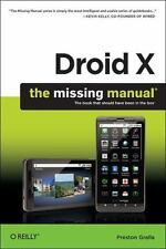 NEW - Droid X: The Missing Manual (Missing Manuals) by Gralla, Preston