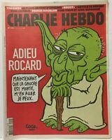 Charlie Hebdo - N*1250 - du 6 Juillet  2016