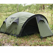 Snugpak The Cave 4 Person Four Season Military Tent Olive