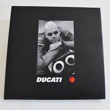 Factory 1999 'Ducati People' yearbook - Rare photo diary, Taglione, Farne, Bevel