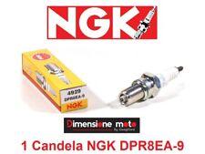 4929 - 1 CANDELA NGK DPR8EA-9 per HONDA XL 600 LM dal 1985 >1987