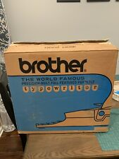 NEW  .  Brother 3800 Correct-O-Riter I Electric Typewriter