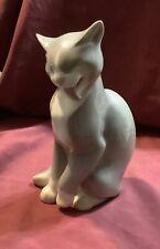 Vintage Bing & Grondahl Figurine #2256 - Grooming Cat