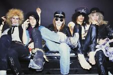 "Guns N Roses LIVE LIKE A SUICIDE 8x10"" PHOTO  SLASH #2"