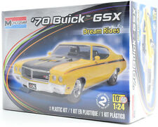 Revell Monogram 1970 Buick GSX 1/24 Plastic Model Car Kit 85-4030