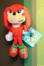 1 Top Quality Sonic the Knuckles Soft Plush Doll