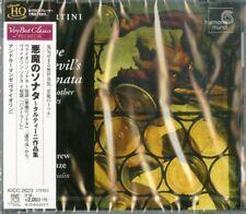 ANDREW MANZE-TARTINI WORKS-JAPAN HQCD E25
