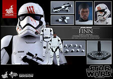Hot Toys Sideshow TFA Star Wars FINN First Order Stormtrooper Version US Seller