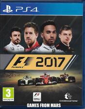 F1 2017 PS4 USATO ITALIANO