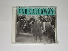 Best Of Big Bands Cab Calloway CBS CD Album 1990. Factory Sealed New.