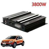 2 Channel Car Power Amplifier Stereo Audio Super Bass Subwoofer Amp 12V 3800W