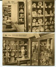 CPA - 2 Cartes Postales - Belgique - Mons - Collection Glépin (DG15615)