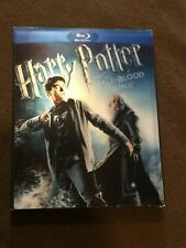 Harry Potter and the Half-Blood Prince Blue-Ray DVD Movie