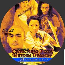 NGỌA HỔ TÀNG LONG- Crouching TIger Hidden Dragon 4k remastered - Phim Le Blu-Ray