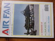 $$w Revue Air Fan N°110 Gunsmoke 87  C-130 H  Emily  ALAT Allemagne de l'Ouest