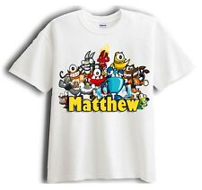 Mixels Personalized - Custom Shirt Party Favor