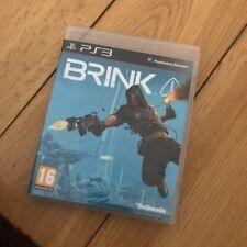 Brink (Sony PlayStation 3, 2011) - European Version