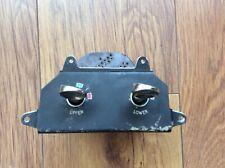 Rolls Royce Silver Shadow heater switch