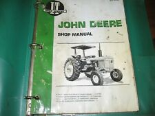 Itjd202 Used Shop Manual John Deere plus over 100.00 of free part unbelievable