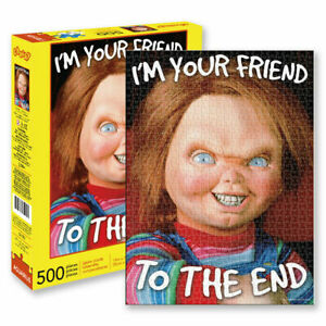 Chucky 500 Teile Puzzle 350mm x 480mm (NM)