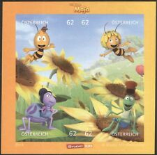 "Austria 2014 ""Maya the Bee""/Bees/Insects/Cartoons/Films/Animation 4v m/s  at1045"
