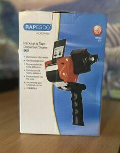 Rapesco Hand Held Tape Dispenser/ Sealer