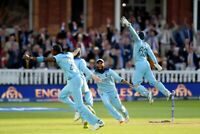 England Cricket Team World Cup Winners Lords 2019 photograph picture print