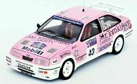 TROFEU RRUK41 FORD SIERRA RS COSWORTH model Collins / Thomas RAC Rally 1988 1:43