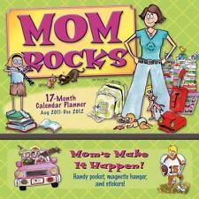 Mom Rocks 2012 Wall Planner (calendar)