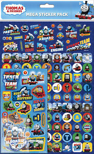 THOMAS THE TANK ENGINE & FRIENDS Stickers Mega Pack - Over 100 Stickers NEW