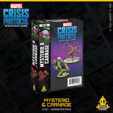 Marvel Crisis Protocol Mysterio and Carnage New