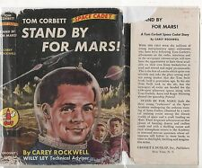Tom Corbett Space Cadet #1 STAND BY FOR MARS Carey Rockwell Reprint NF/VG-