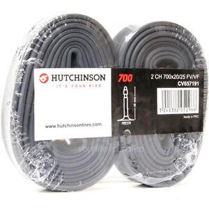 "Hutchinson Schlauch Std 27.5/"" 27,5x2,30-3,0Zoll franz.-Ventil 48mm Fahrrad"