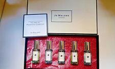 Jo Malone London Cologne Collection, 5 x 9ml, BNIB