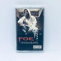 Foe Scissorhands 13 track 1996 CASSETTE TAPE