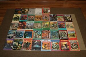 Merp ICE Rolemaster rpg 53 books Middle Earth Tolkien Hobbit multilisting I.C.E.