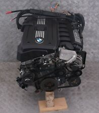 BMW X3 Serie E83 LCI 2.5si N52n N52b25a Bare Engine 218hp W 60k Miles Garanzia