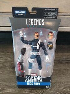 "Marvel Legends 6""~~Captain America Nick Fury Giant Man Action Figure~~NIB"