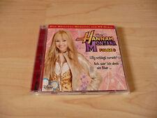 CD Hörspiel Hannah Montana-sequenza 8-DISNEY-l' originale per Tv-serie