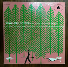 The Kossoy Sisters w/ Erik Darling Bowling Green and Other Folk Songs Lp Rare