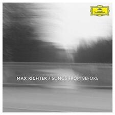 Max Richter - Songs From Before (NEW CD)