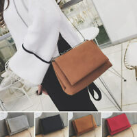 Women's Small Mini Faux Leather Single Shoulder Bag Crossbody Chain Purse Cute