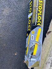 Stoplock HG 150-00 Steering Wheel Lock Pro Elite - Black/Yellow