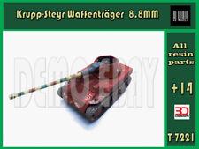 Hot news resin kit  Krupp-Steyr Waffenträger 1/72 !